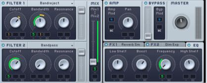 sound design in massive