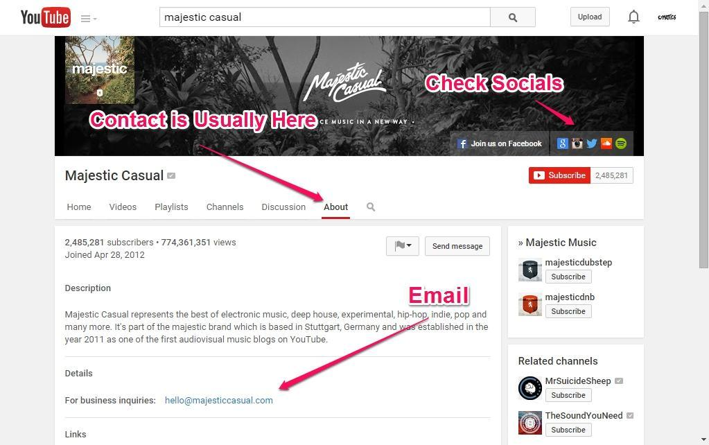 How to Get 500k Plays through Blogs and Youtube – Cymatics fm