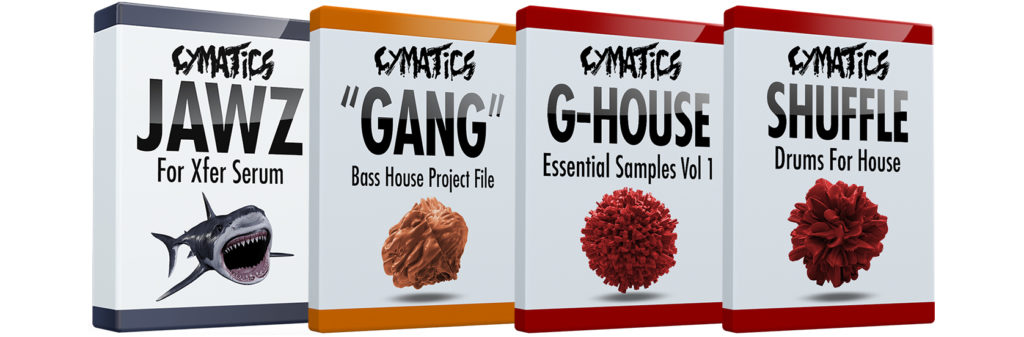 Ultimate List Of Free Bass House Samples – Cymatics fm