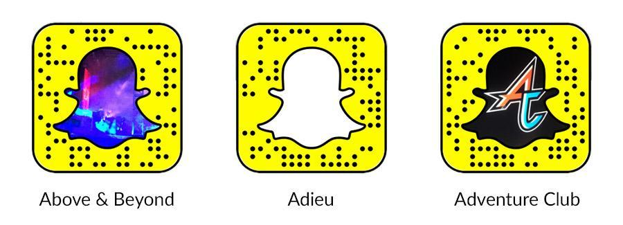 Snapcodes 1