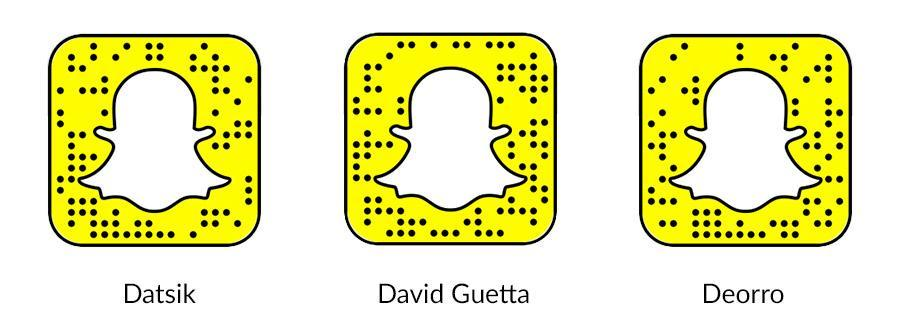 Snapcodes 11