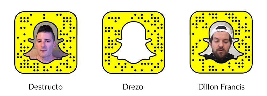 Snapcodes 12