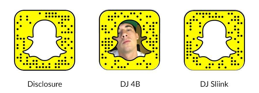 Snapcodes 14