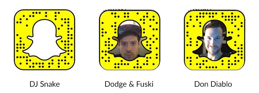 Snapcodes 15