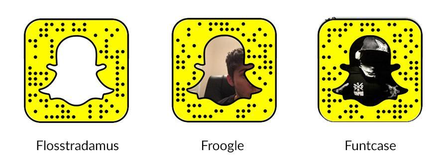 Snapcodes 19