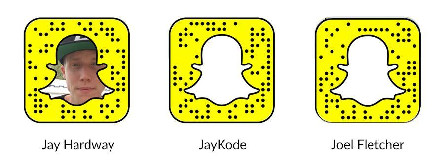 Snapcodes 27