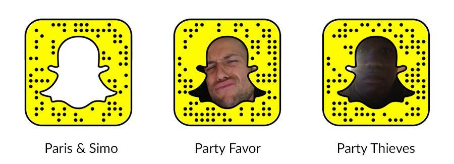 Snapcodes 42