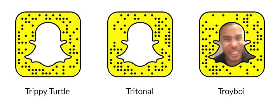 Snapcodes 55