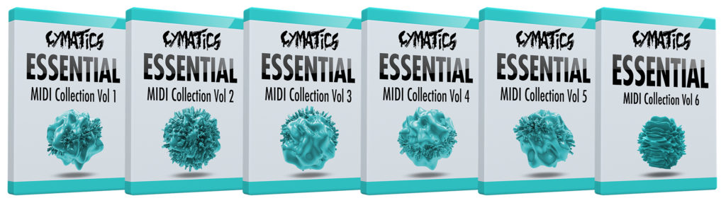 Ultimate MIDI Files Collection Of 2018! (FREE DOWNLOAD) – Cymatics fm