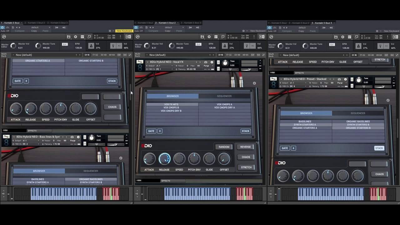 The Best Kontakt Libraries in 2017 - 131 Free & Premium Downloads