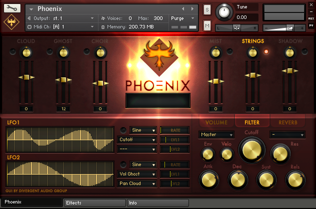 phoenix-cymatics-kontakt libraries