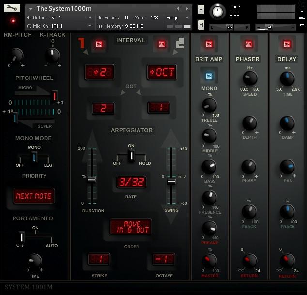 kontakt 808 bass