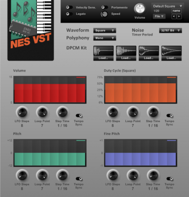 chiptune vst-nintendo-cymatics