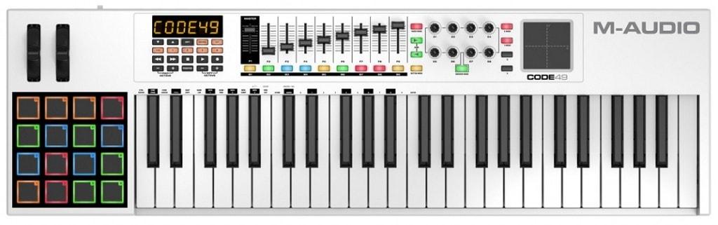 cymatics-m audio-best midi keyboard