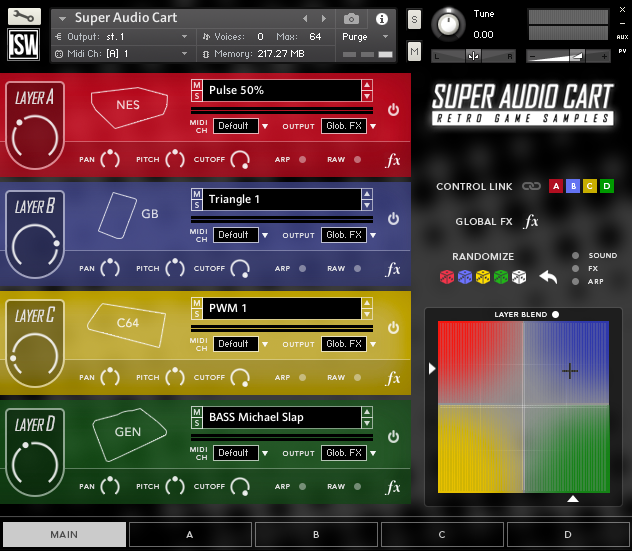 chiptune vst-super audio cart-cymatics