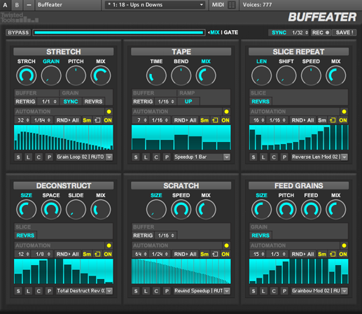 cymatics-glitch vst-buffeater