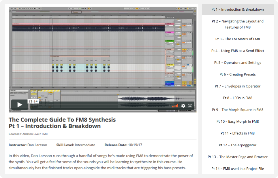 Ultimate List of FM8 Presets – Cymatics fm