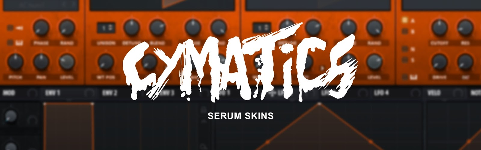 Cymatics Serum Skins2