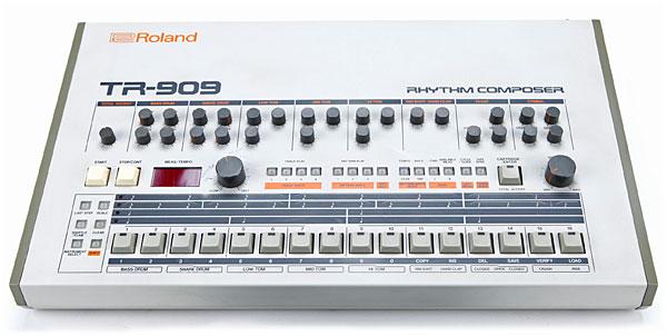 Roland TR 909 1.20.2014