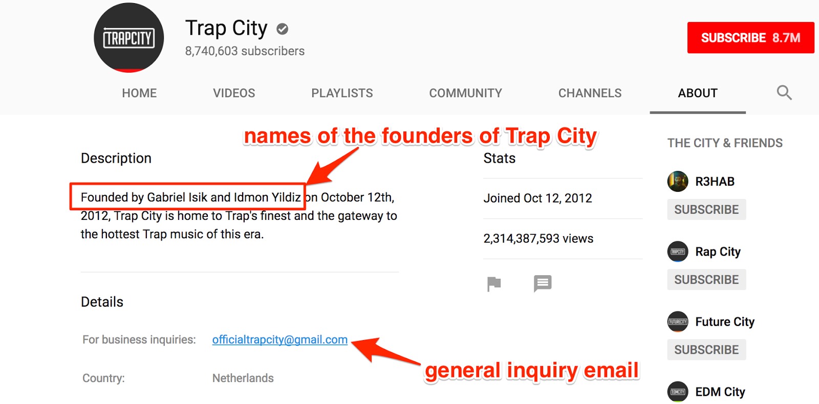 cymatics-submit your music-trap city