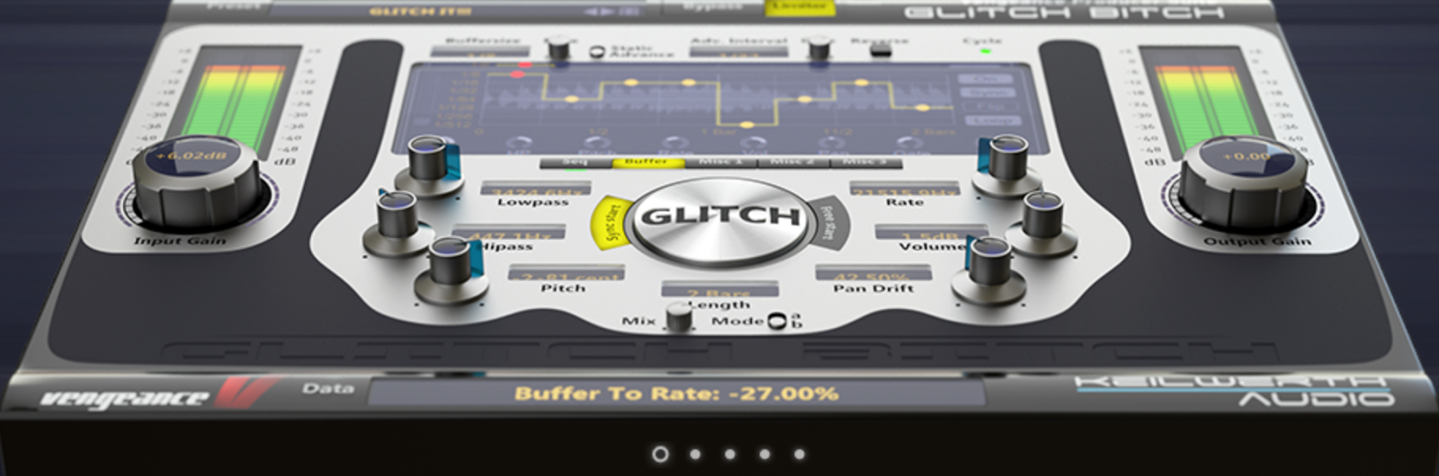 cymatics-glitch vst-glitch bitch