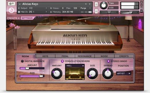 cymatics-best piano vst-alicias' keys