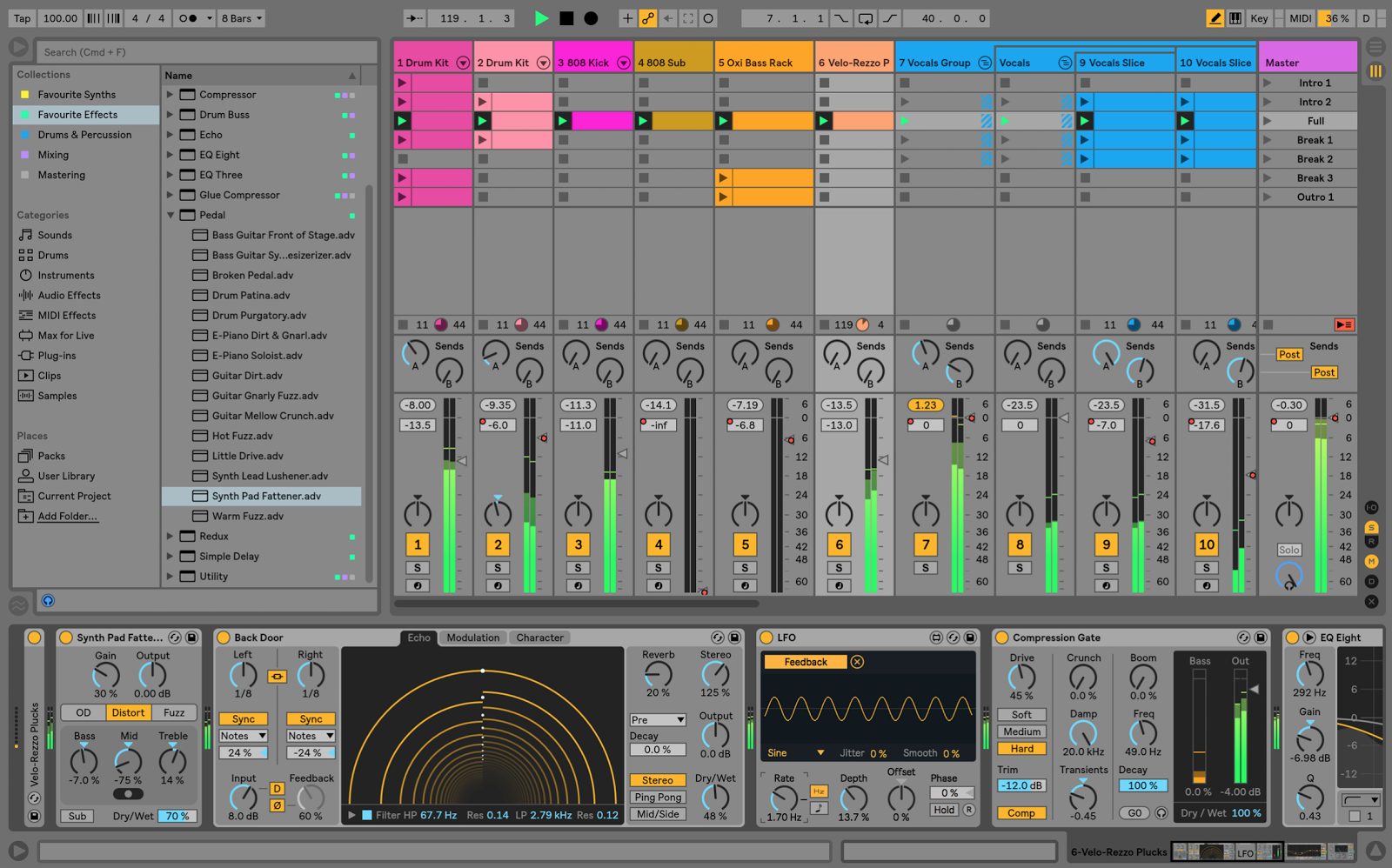 cymatics-music production software-ableton live