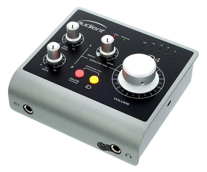 cymatics-best audio interface-audient