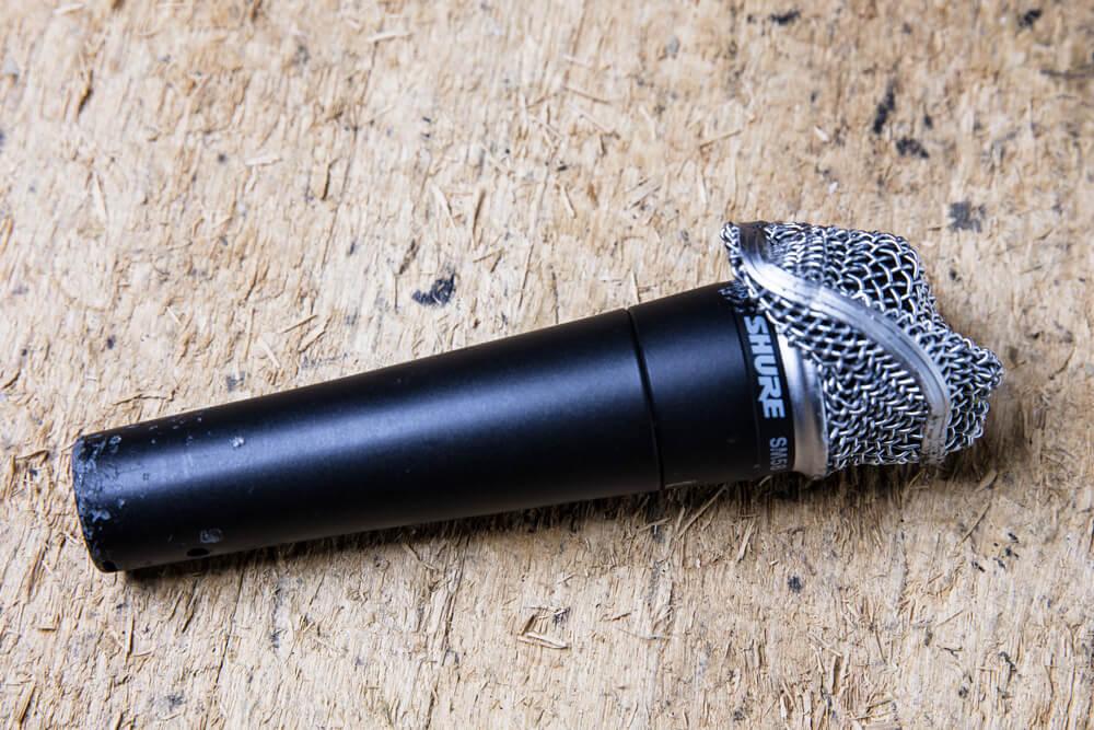 cymatics-pop filter-microphone
