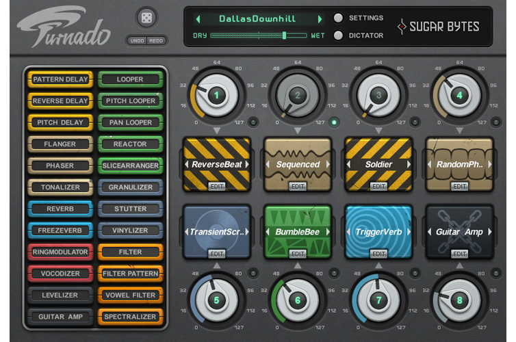 cymatics-glitch vst-turnado