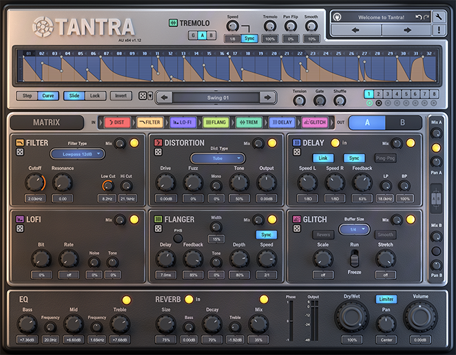 cymatics-glitch vst-tantra