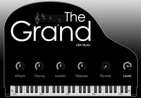 cymatics-best piano vst-the grand