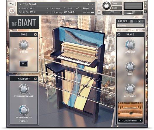 cymatics-best piano vst-the giant