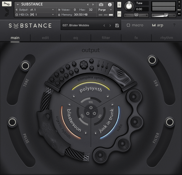 cymatics-bass vst-substance